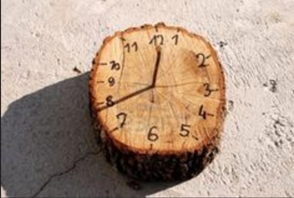 Солнечные часы и как их сделать