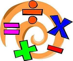 знаки в математике