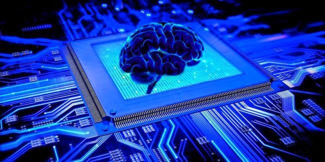 мозг на флеш карте