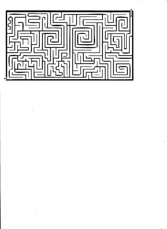 лабиринты 015
