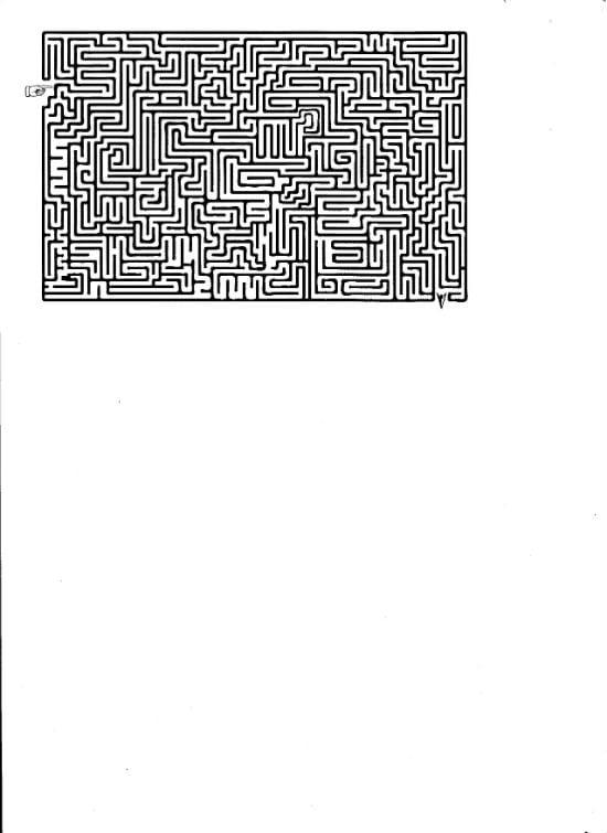 лабиринты 017
