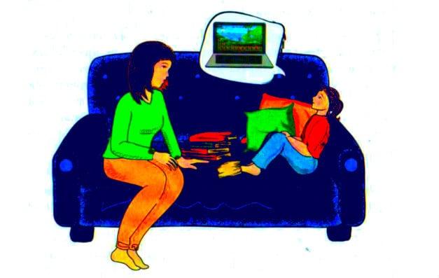 ребенок и чтение