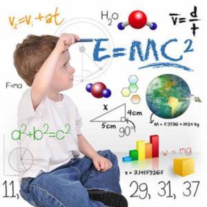 ребёнок и формулы