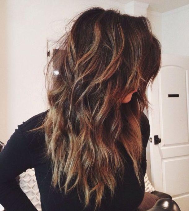 лохматка для длинных густых волос