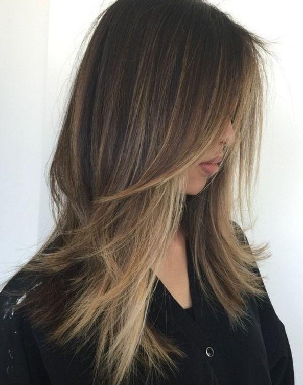 Волнистые пряди для прямых волос